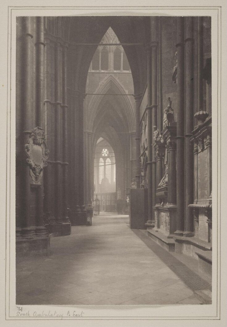 Westminster Abbey, No 31 top image