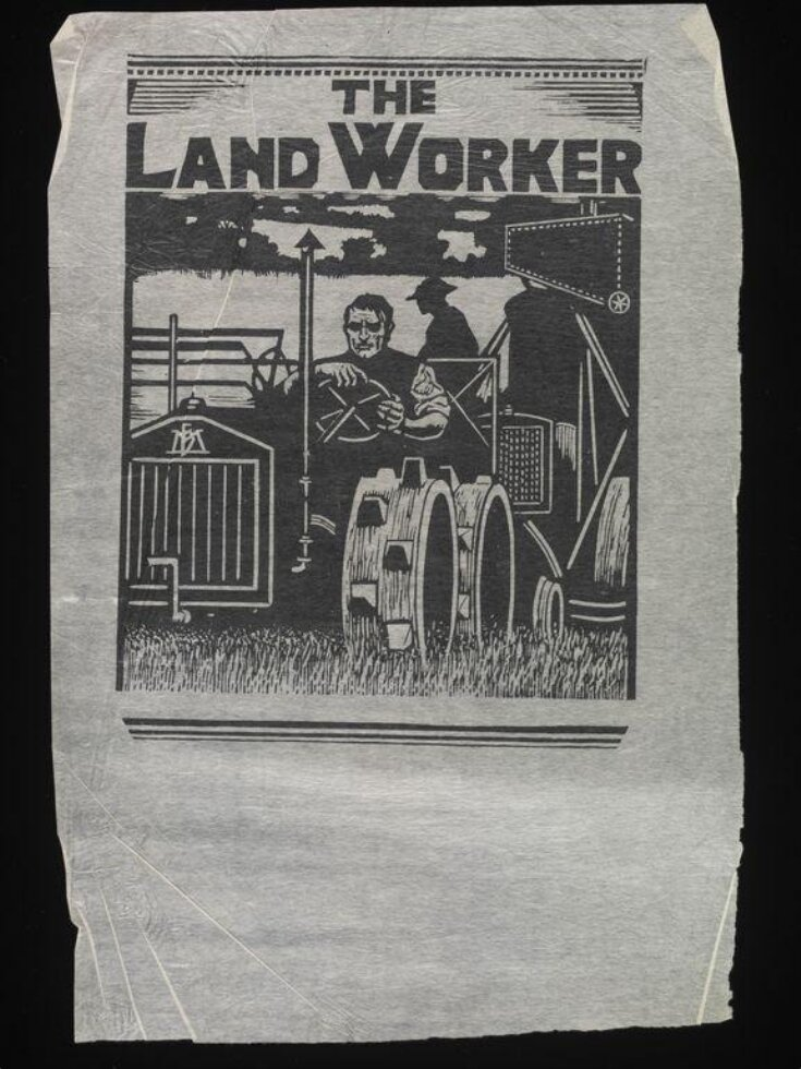 The Land Worker top image