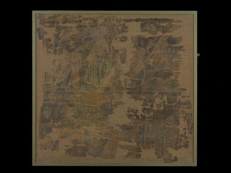 Printed Linen top image