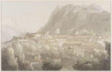 Mendris, near Como, Morning LIght from the Right thumbnail 1