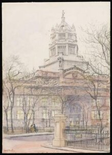 The Central Tower of the V&A thumbnail 1