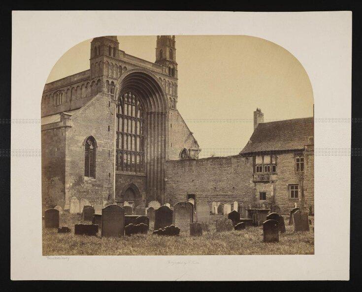Tewkesbury Abbey top image