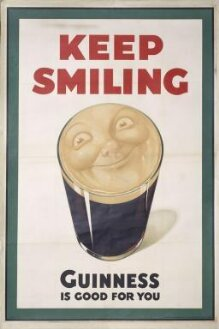 Keep Smiling. Guinness Is Good For You thumbnail 1