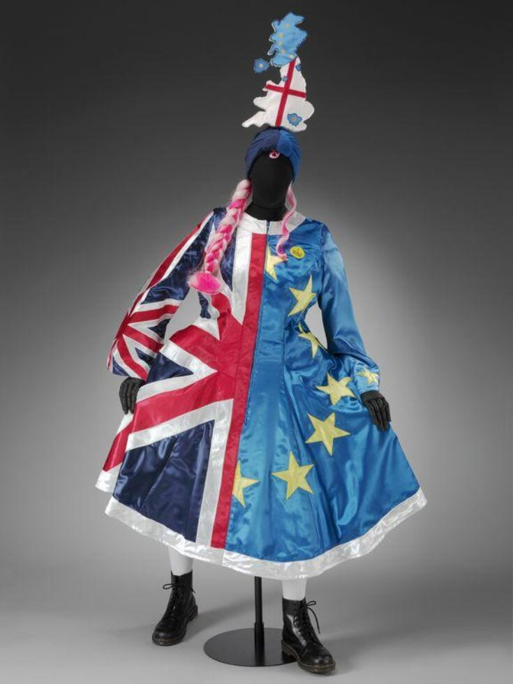 Brexit Dress top image