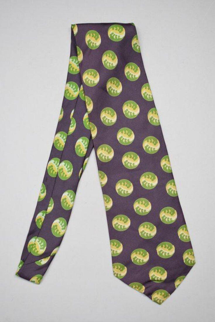 Tie and Handkerchief top image