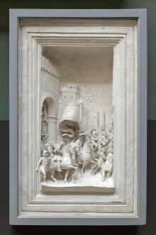 The departure of Gaston de Foix from the Porta Romana thumbnail 1