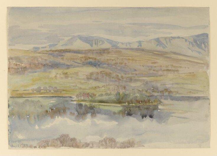 View across Esthwaite Water top image