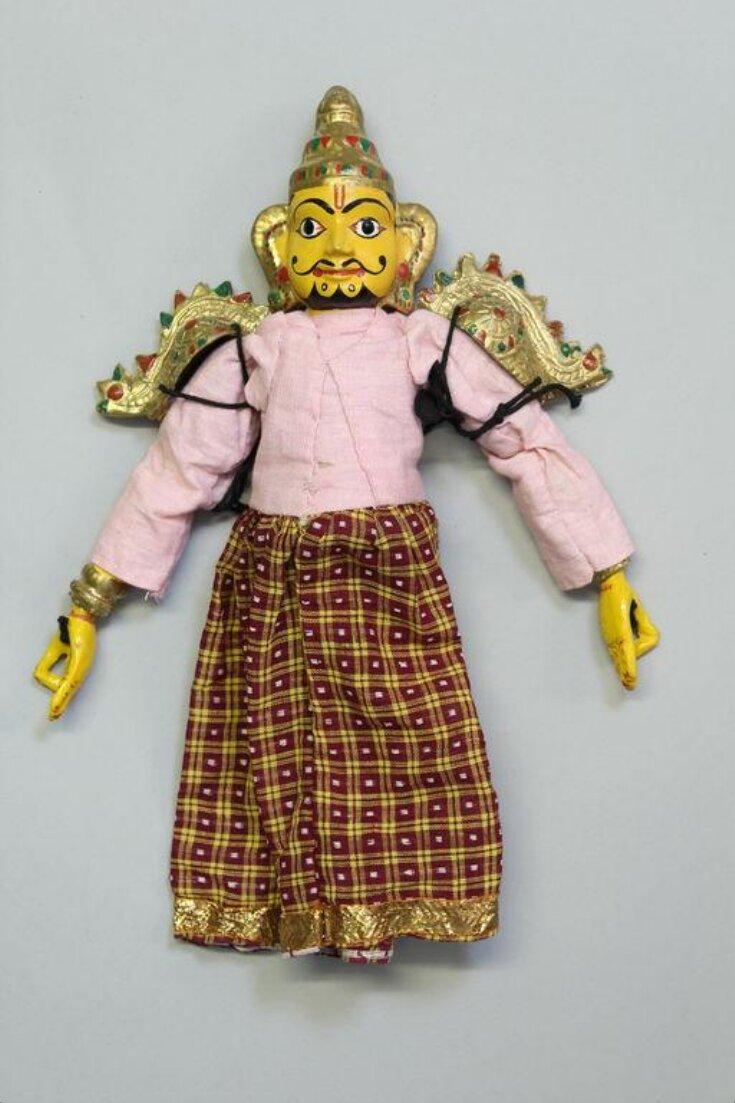 Naika marionette top image