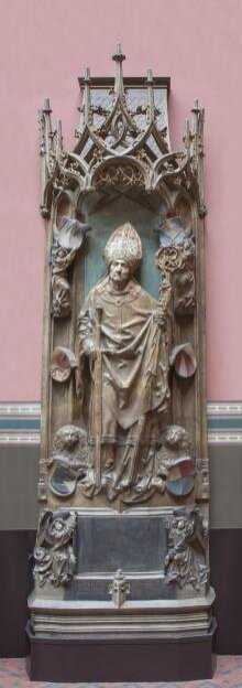 Monument to Prince-Bishop Rudolph von Scherenberg, Prince-Bishop of Würzburg thumbnail 1