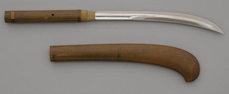 Polearm Blade top image
