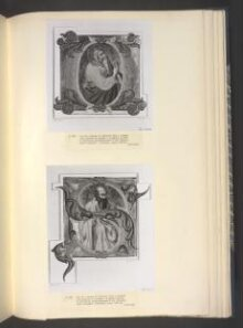 Historiated initial from a Gradual for the Camaldolese monastery of San Michele a Murano thumbnail 1