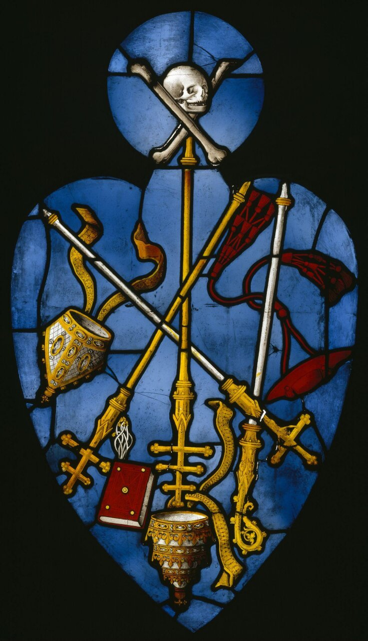 Triumph of Death over the Clergy top image