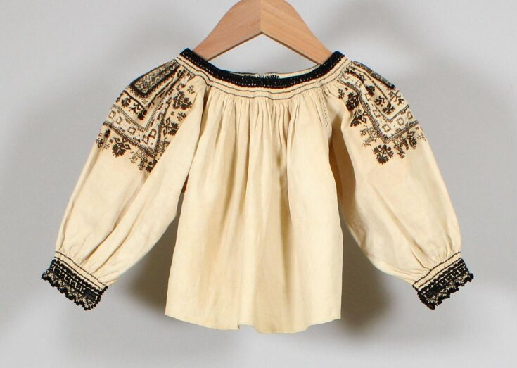 Child's Blouse top image