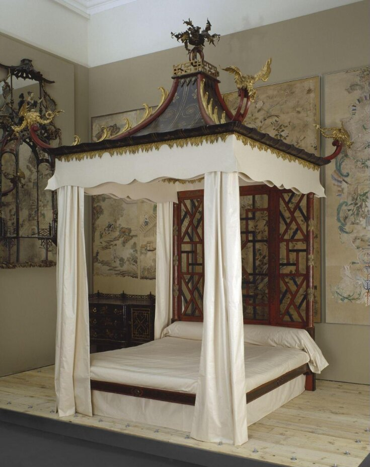 The Badminton Bed top image
