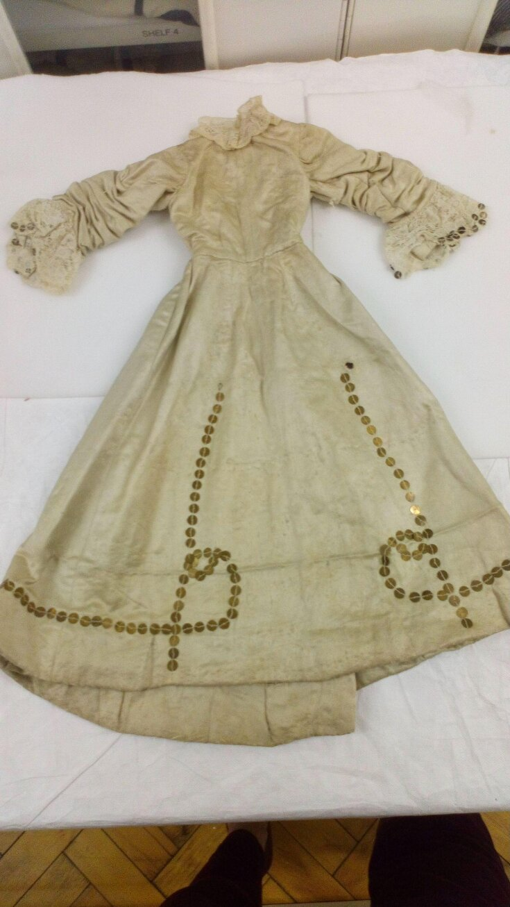 Victorian puppet costume top image