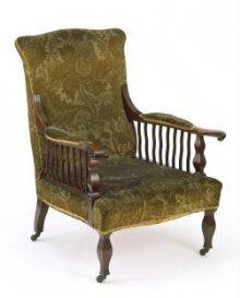 The Saville Easy Chair thumbnail 1