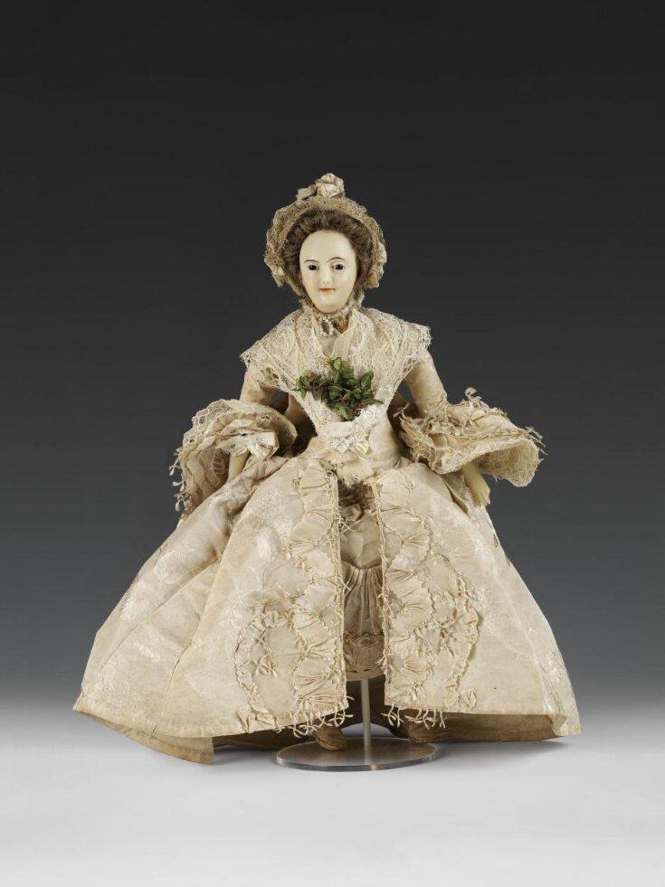 Mrs Powell Wedding Suit 1761 top image