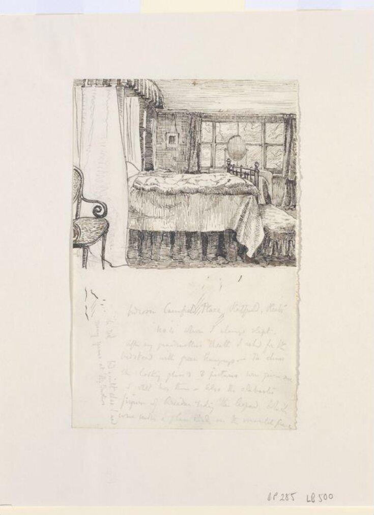 Bedroom. Camfield Place. Hatfield. Herts. top image