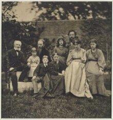 The Morris and Burne-Jones families thumbnail 1