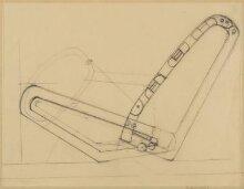 Design for an articulated chair thumbnail 1