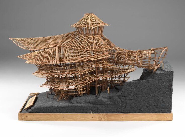 Architectural Model top image