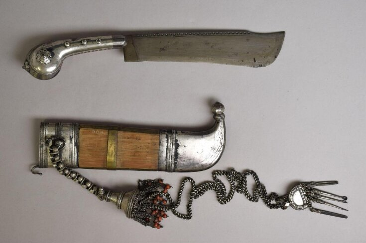 Dagger and Sheath top image