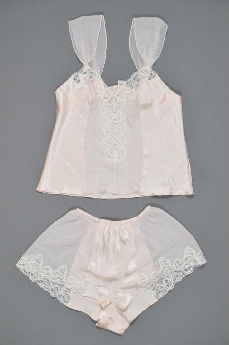 Camisole Top and Knickers top image