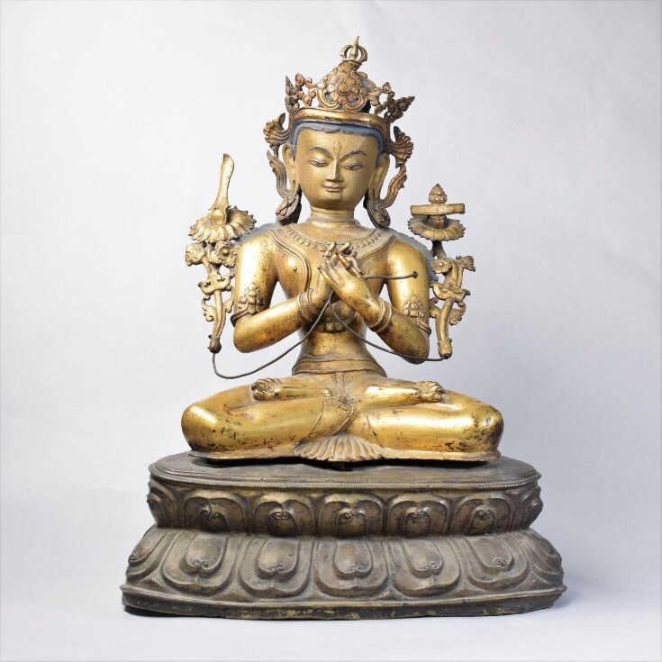 Bodhisattva Manjusri top image
