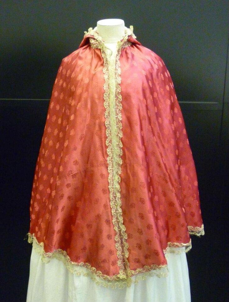 Cloak top image